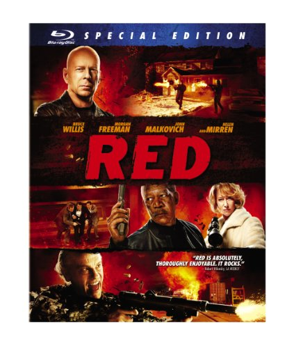 Red  DVD
