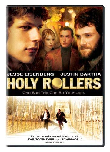Holy Rollers DVD