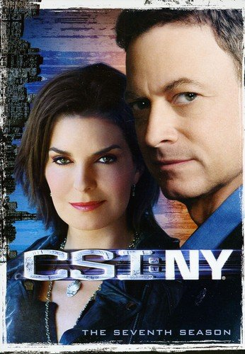 CSI: NY - The Seventh Season DVD