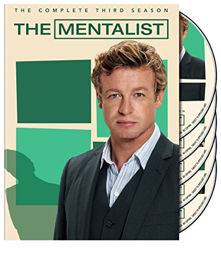 The Mentalist: The Complete Third Season DVD