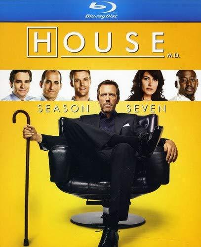 House, M.D.: Season Seven [Blu-ray] DVD