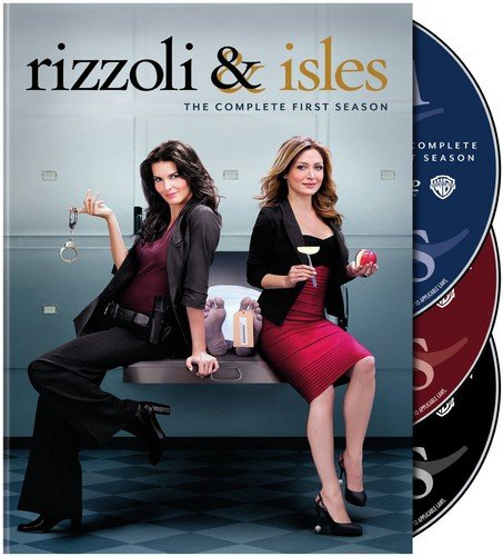 Rizzoli & Isles: The Complete First Season DVD