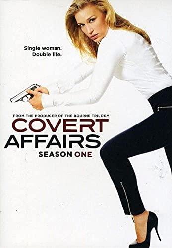 Covert Affairs: Season One DVD