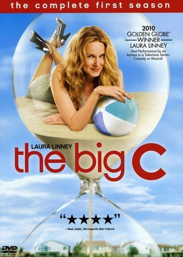 The Big C: The Complete First Season DVD