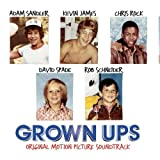 Grown Ups: Original Motion Picture Soundtrack (Album) by Various Artists