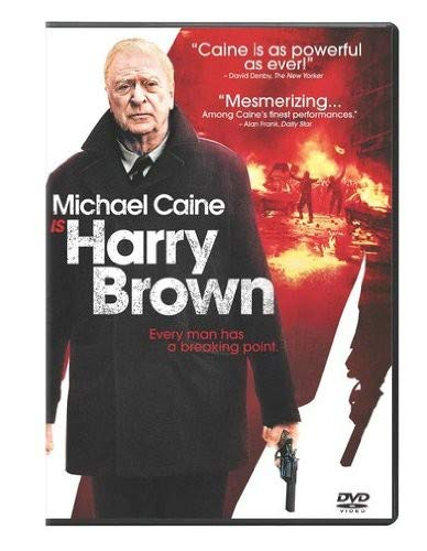 Harry Brown DVD