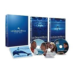 グラン・ブルー 完全版&オリジナル版 -デジタル・レストア・バージョン- DVD-BOX 【初回限定生産】