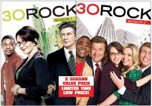 30 Rock: Season 1 & 2  DVD