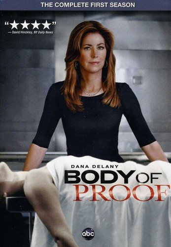 Pilot part of Body of Proof Season 1