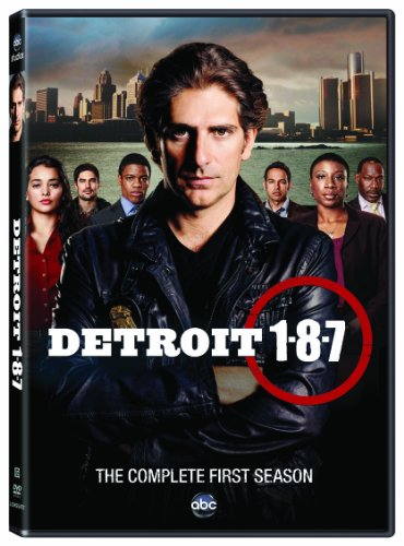 Detroit 1-8-7: The Complete First Season DVD