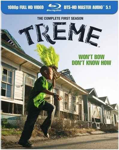 Treme: The Complete First Season [Blu-ray] DVD