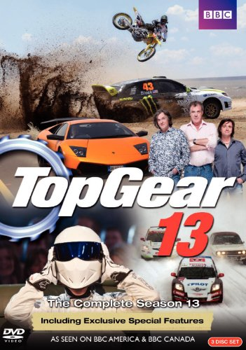 Top Gear 13 DVD