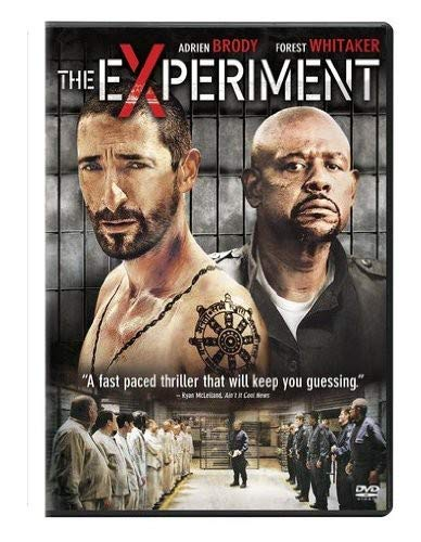 The Experiment DVD