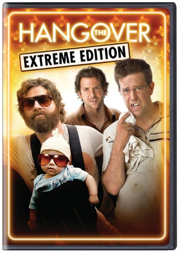 The Hangover: Extreme Edition DVD