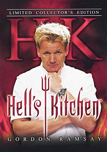 Hell's Kitchen: Seasons 1-4 DVD