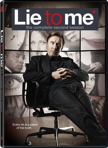Lie to Me: The Complete Second Season DVD