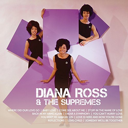 Icon: Diana Ross & the Supremes