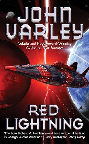 Red Lightning (Red Thunder, #2) by John Varley
