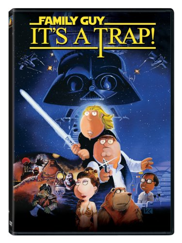 Family Guy: It's A Trap DVD