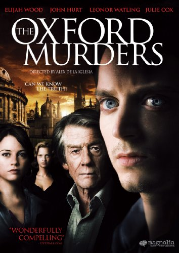 The Oxford Murders DVD