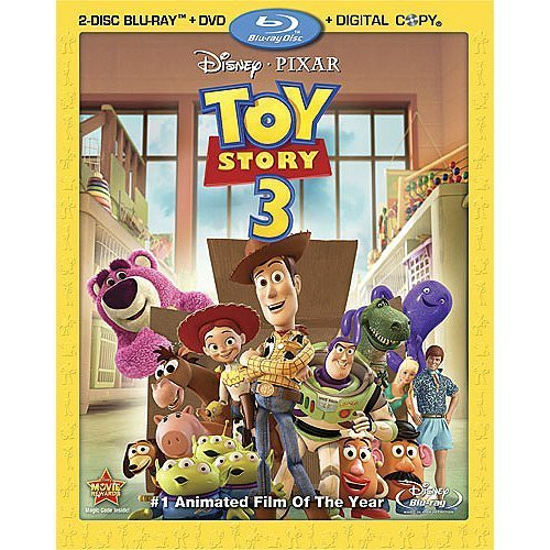 Get Toy Story 3 On Blu-Ray