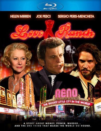 Love Ranch [Blu-ray] DVD