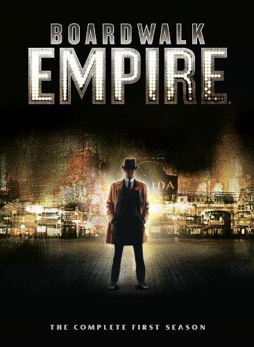 Boardwalk Empire: The Complete First Season DVD