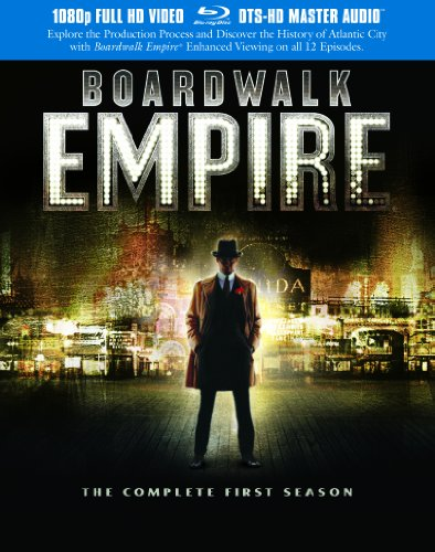 Boardwalk Empire: The Complete First Season [Blu-ray] DVD