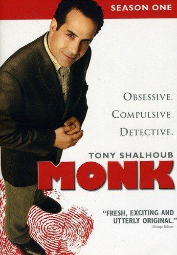 Monk: Season One  DVD