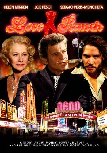 Love Ranch DVD