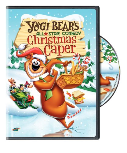 Get Yogi Bear's All-Star Comedy Christmas Caper On Video