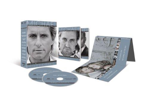 Michael Douglas Film Collection (10pc)