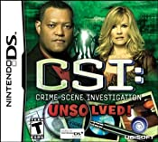 CSI: Unsolved (Nintendo DS)