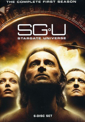 Stargate: Universe SGU - The Complete First Season DVD