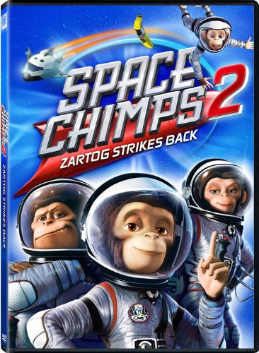 Get Space Chimps 2: Zartog Strikes Back On Video
