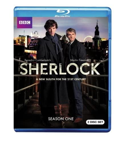 Sherlock: Season One [Blu-ray] DVD