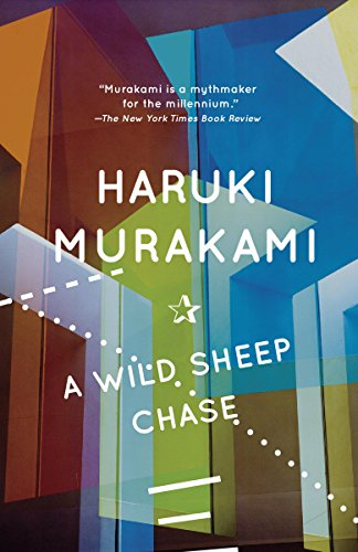 A Wild Sheep Chase (The Rat, #3) by Haruki Murakami