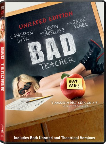 Bad Teacher DVD