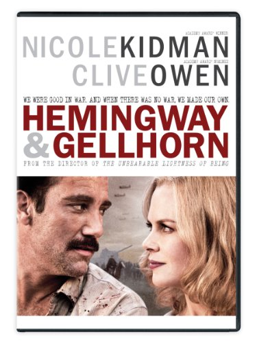 Hemingway & Gellhorn DVD