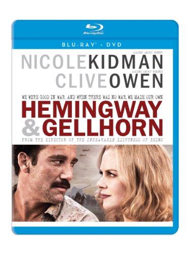 Hemingway & Gellhorn [Blu-ray] DVD