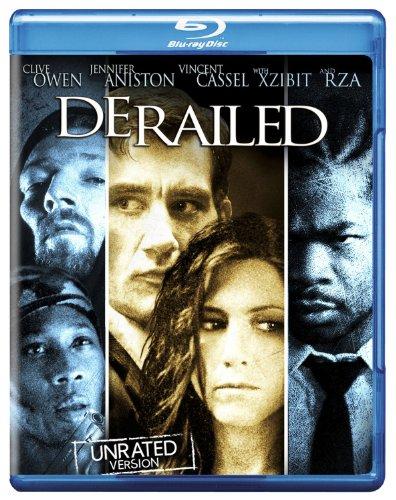 Derailed [Blu-ray] DVD