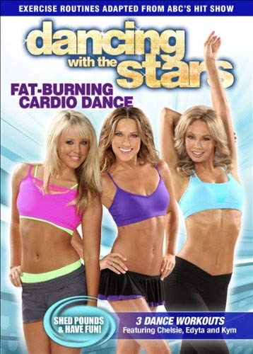 Dancing With the Stars: Fat Burning Cardio Dance