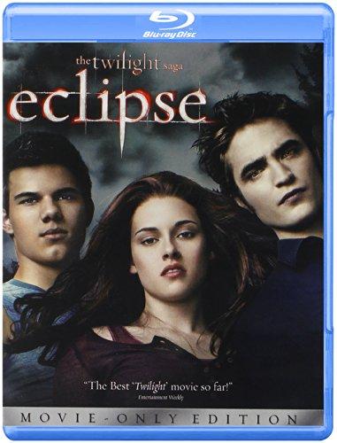 The Twilight Saga: Eclipse (Single-Disc Edition) [Blu-ray]