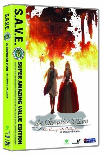 Le Chevalier D'Eon - The Complete Series Box Set S.A.V.E.