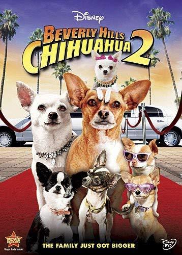 Beverly Hills Chihuahua 2 DVD