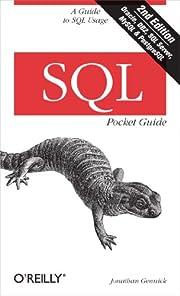 SQL Pocket Guide (Pocket Reference…
