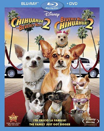 Beverly Hills Chihuahua 2 [Blu-ray] DVD