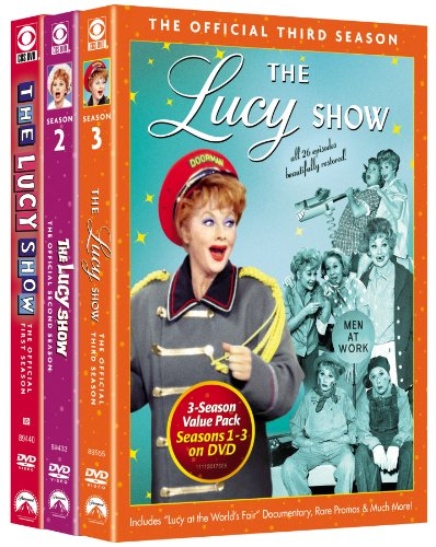 Lucy Show: Seasons One-Three