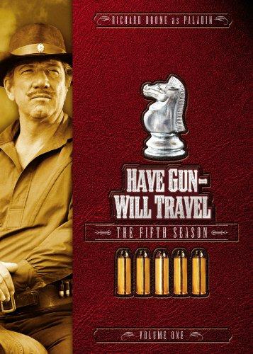 Have Gun Will Travel: Season Five, Volume One
