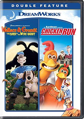 Wallace & Gromit: Curse Were-Rabbit & Chicken Run (Double Feature)